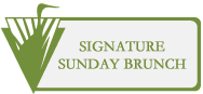 Signature Sunday Brunch Button