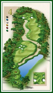 Creek hole 4